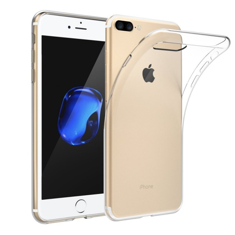 прозрачный чехол для iphone 7