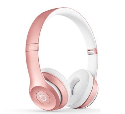 Фото - Беспроводные наушники наушники Beats Solo3 Wireless Rose Gold «Розовое золото» наушники beats solo3 club collection желтый