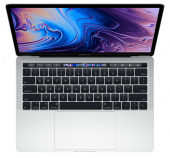 "Ноутбук Apple MacBook Pro 13 with Retina display and Touch Bar Mid 2018 MR9V2 Silver (Intel Core i5 2300 MHz/13.3""/2560x1600/8GB/512GB SSD/DVD нет/Intel Iris Plus Graphics 655/Wi-Fi/Bluetooth/macOS)"
